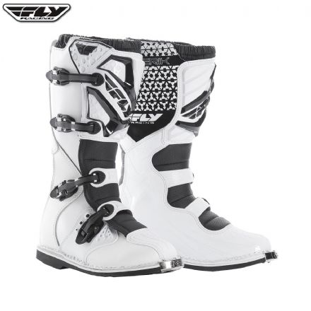 Fly Maverick Boot ADULT WHITE